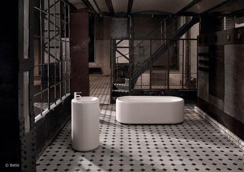 Das Bad sollte barrierefrei geplant werden