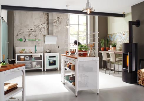 Modulare Küchen