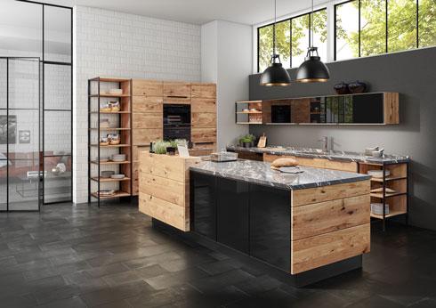 Massivholz Küchen