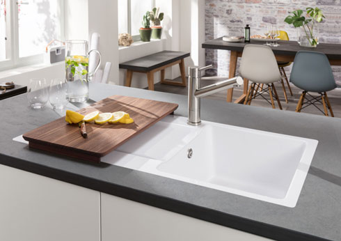 Villeroy & Boch Küchenspüle Siluet