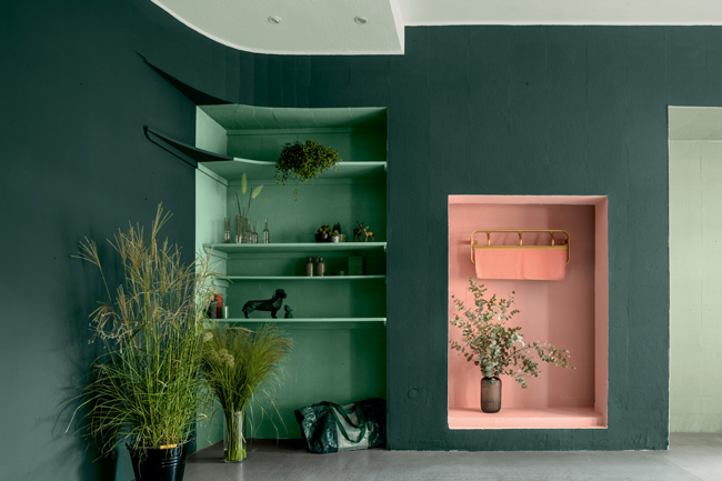 Caparol interieur farbtrends 2018 for Wohnen einrichten