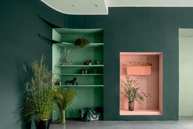 caparol interieur farbtrends 2018. Black Bedroom Furniture Sets. Home Design Ideas