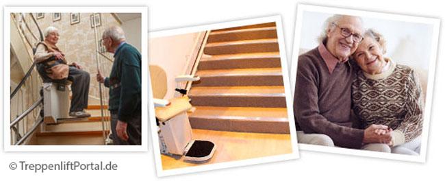 Treppenlifte als wohnungsoptimierung for Wohnen einrichten blog