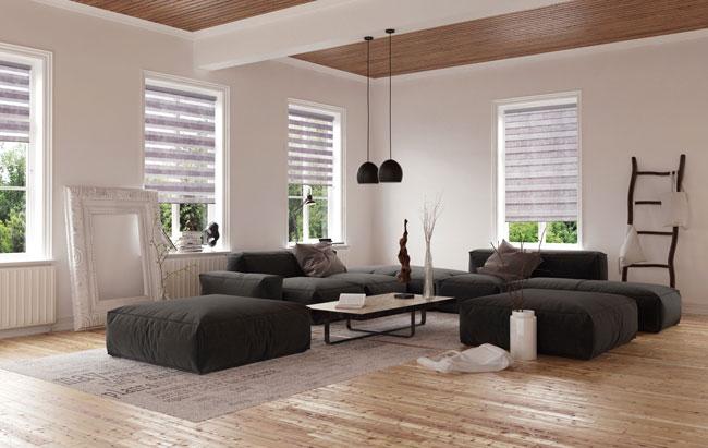 fensterdekorationen trends 2018. Black Bedroom Furniture Sets. Home Design Ideas