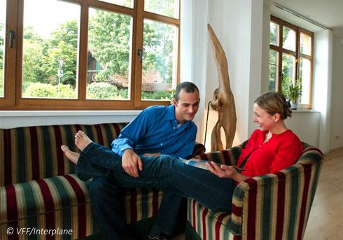 Fenster und Türen sollen Sicherheit schaffen und trotzdem dem Wohn- und Einrichtungsstil angepasst sein